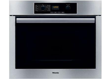 Miele - H4744BP - Single Wall Ovens