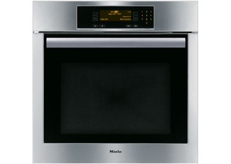 Miele - H4784BP - Single Wall Ovens