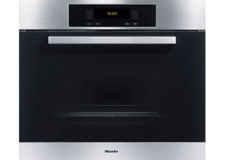 Miele - H4786BP - Single Wall Ovens