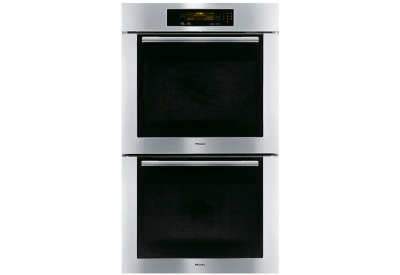 Miele - H4892BP2SS - Double Wall Ovens