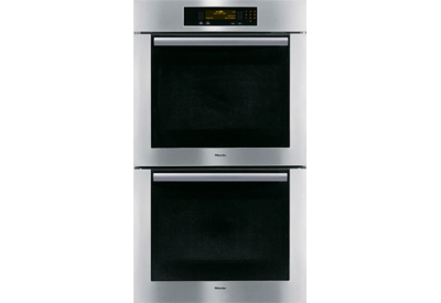 Miele - H4894BP2SS - Double Wall Ovens