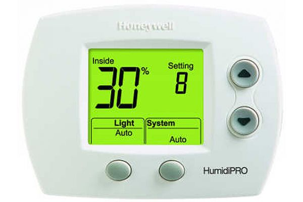 Large image of Honeywell HumidiPRO Digital Humidity Control - H6062A1000/U