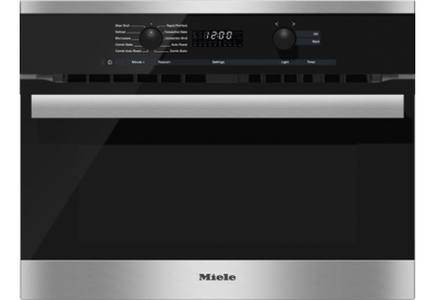Miele - H6200BMSS - Single Wall Ovens