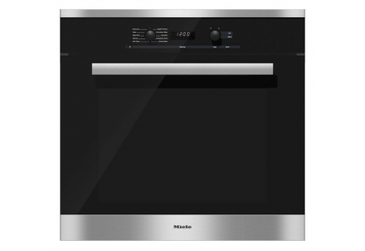 Miele - H6280BPSS - Single Wall Ovens