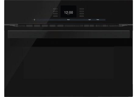 "Miele 24"" PureLine Obsidian Black SensorTronic Speed Oven  - H6600BMOB"
