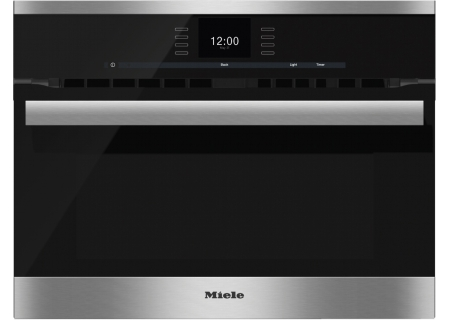Miele - H6600BMSS - Single Wall Ovens