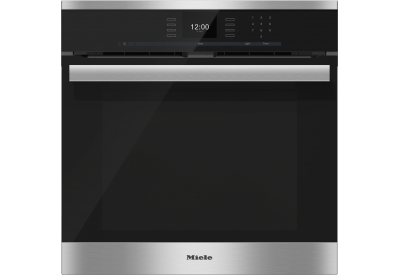 Miele - H6660BPSS - Single Wall Ovens