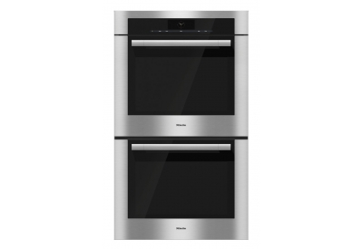 Miele - H6780BP2SS - Double Wall Ovens