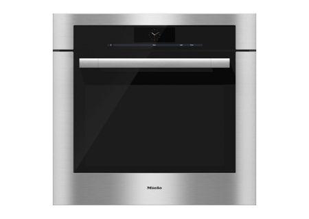 Miele - H6780BPSS - Single Wall Ovens