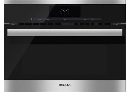 Miele - H6800BMSS - Single Wall Ovens