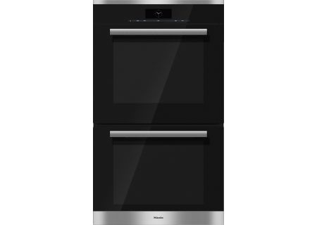 Miele - H 6880 BP2 - Double Wall Ovens