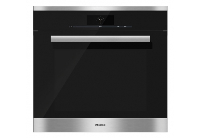 Miele - H6880BPSS - Single Wall Ovens