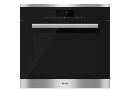 Miele - H6880BPSS - Single Wall Ovens