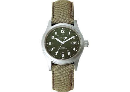 Hamilton Khaki Field 38mm Mens Watch - H69419363
