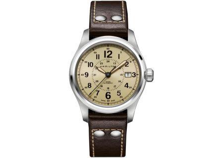Hamilton - H70595523 - Mens Watches
