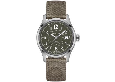Hamilton Khaki Field Automatic Mens Watch - H70595963