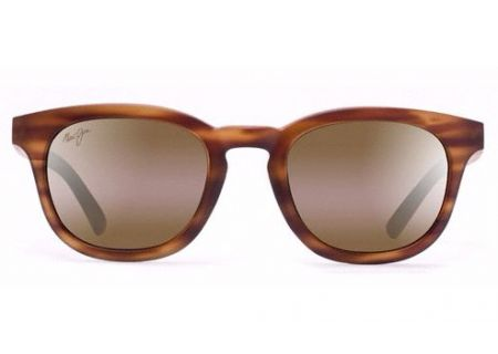 Maui Jim Koko Head Matte Tortoise Sunglasses  - H737-10M