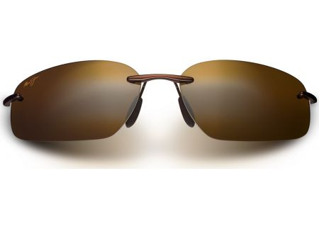Maui Jim Kupuna Metallic Gloss Copper Mens Sunglasses - H742-23