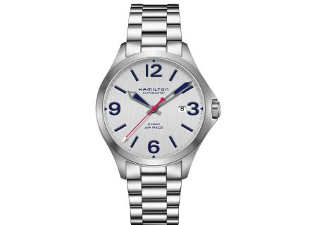 Hamilton Khaki Aviation Air Race 42MM Stainless Steel Mens Watch  - H76525151