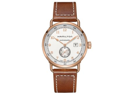 Hamilton Khaki Navy Pioneer Small Second Automatic Mens Watch - H77745553