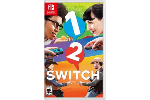 Nintendo 1-2 Switch - HACPAACCA