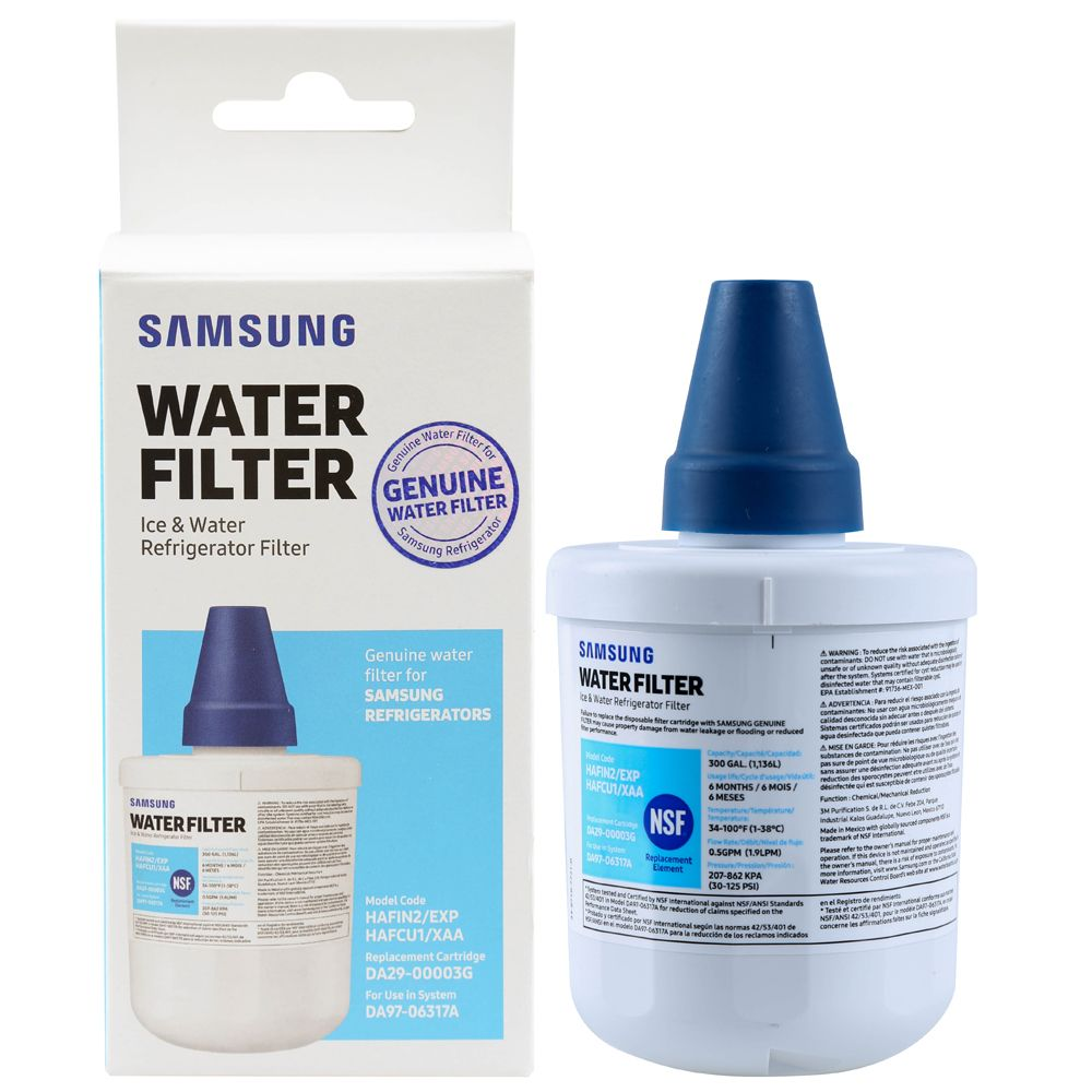 Water Filter Refrigerator Samsung Refrigerator Water Filter Hafcu1 Abt
