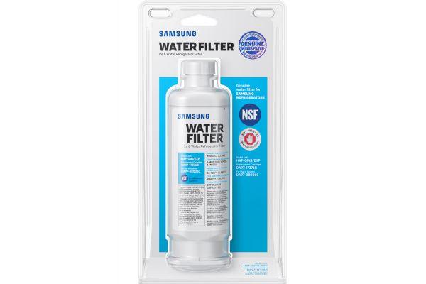 Large image of Samsung Refrigerator Water Filter - HAF-QINS/EXP