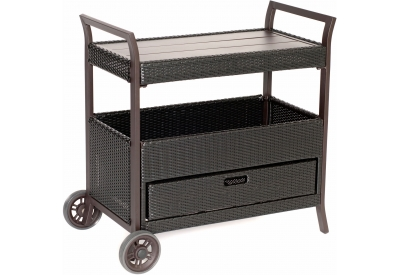 Hanover - HAN-BARCART - Patio Umbrellas, Fire Pits, & Accessories