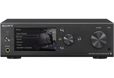Sony - HAP-S1/B - Audio Receivers