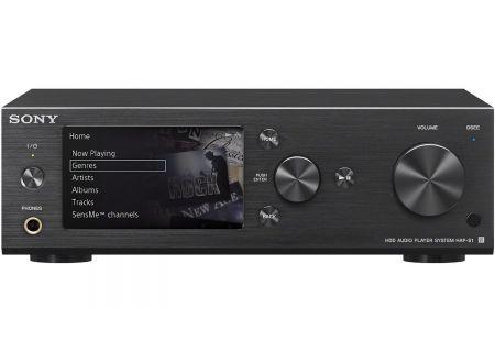 Sony - HAP-S1/B - Audio Receivers