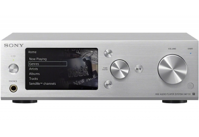 Sony - HAP-S1/S - Audio Receivers