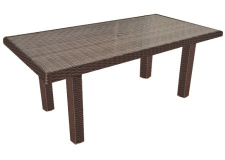 Forever Patio - NC6530CVT-OYFL - Patio Tables