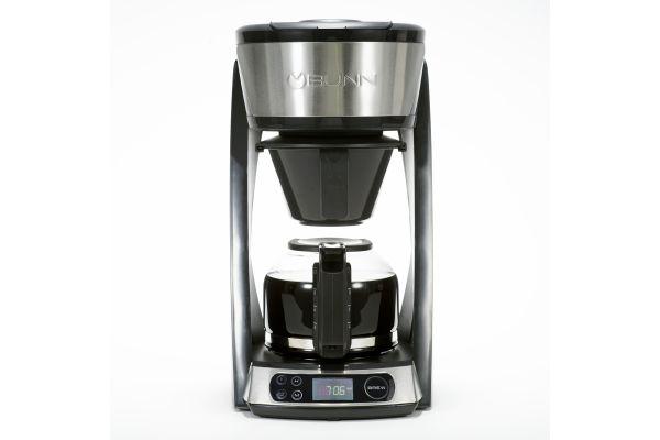 Bunn Heat N Brew 10-Cup Coffeemaker - HB