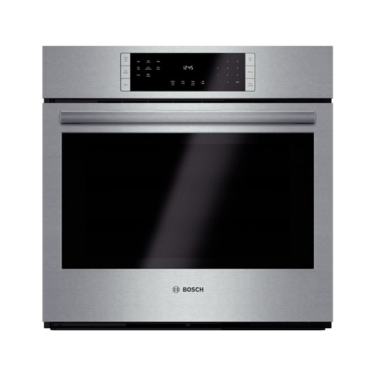 Bosch 30 Quot Electric Built In Single Wall Oven Hbl8451ss