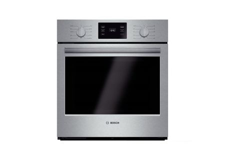 Bosch - HBN5451SS - Single Wall Ovens