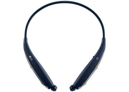 LG Tone Ultra Navy Blue Wireless Stereo Headset - HBS-820.ACUSNBI