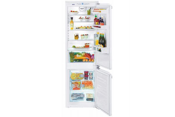 "Large image of Liebherr 22"" Panel Ready Built-In Fridge-Freezer With NoFrost - HC-1030"