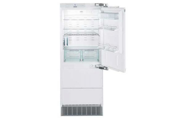 "Liebherr 30"" Counter Depth PremiumPlus Integrated Panel Ready Bottom Freezer Refrigerator - HC-1540"
