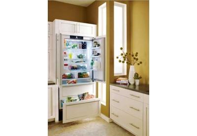 liebherr 36 built in french door refrigerator hc 2062. Black Bedroom Furniture Sets. Home Design Ideas