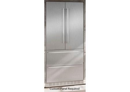 "Liebherr 36"" Built-In Panel Ready French-Door Refrigerator - HC-2082"