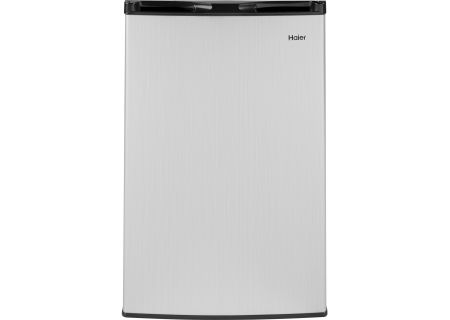 Haier Stainless Steel Compact Refrigerator - HC46SF10SV