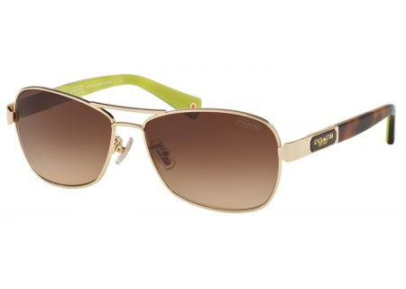 Coach - HC7012 910013 56 - Sunglasses