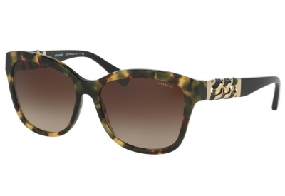 Coach - HC8156Q532413 - Sunglasses
