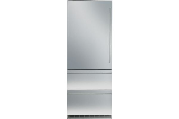 "Liebherr 30"" Fully-Integrated Panel Ready Bottom Freezer Refrigerator - HCB-1561"