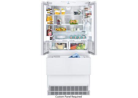 "Liebherr 36"" Built-In Panel Ready French Door Refrigerator - HCB-2082"