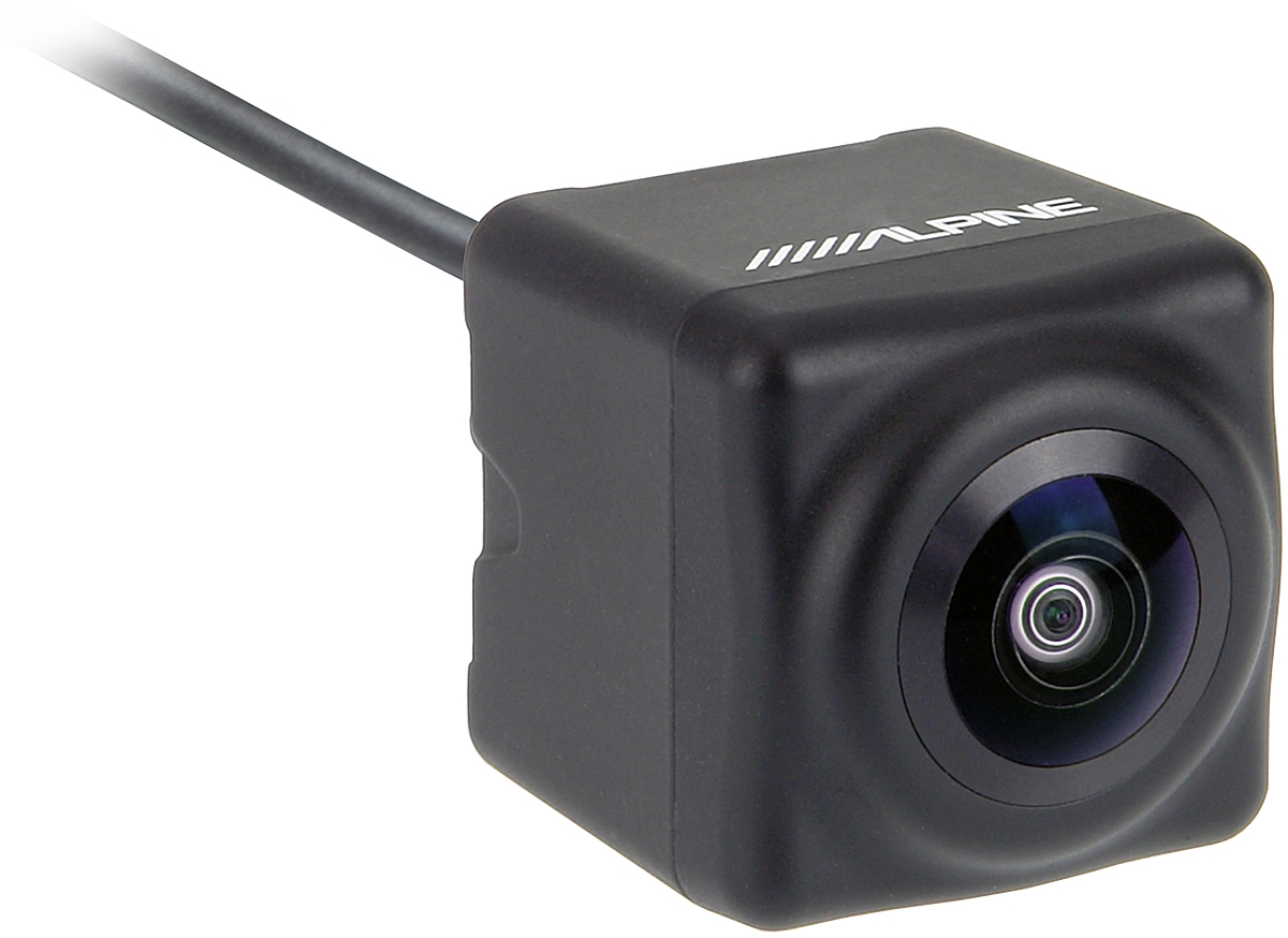 Alpine Multi View Rear View Camera System Hce C252rd