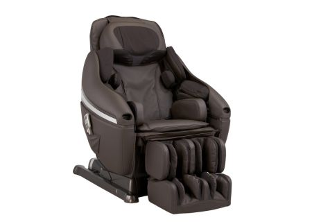 Inada DreamWave Dark Brown Massage Chair  - HCP-11001A-PU-DBR