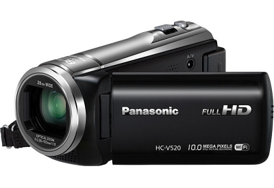 Panasonic - HC-V520K - Camcorders & Action Cameras