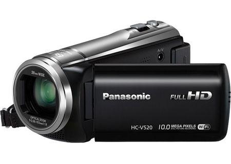 Panasonic - HC-V520K - Camcorders & Action Cameras