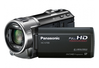 Panasonic - HC-V700K - Camcorders & Action Cameras